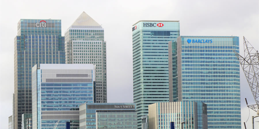 Setor bancário e das finanças